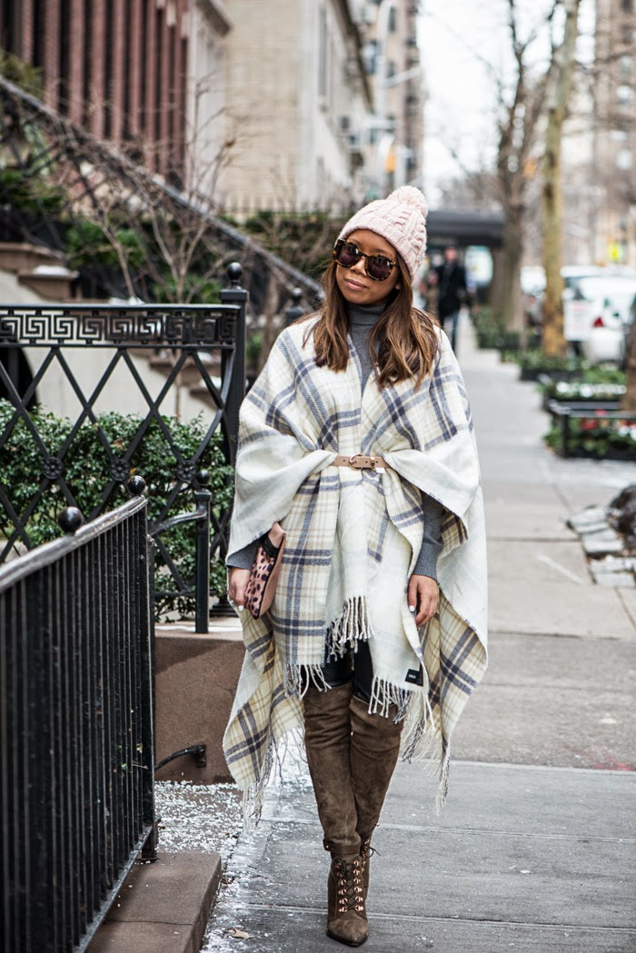 how to layer in the winter