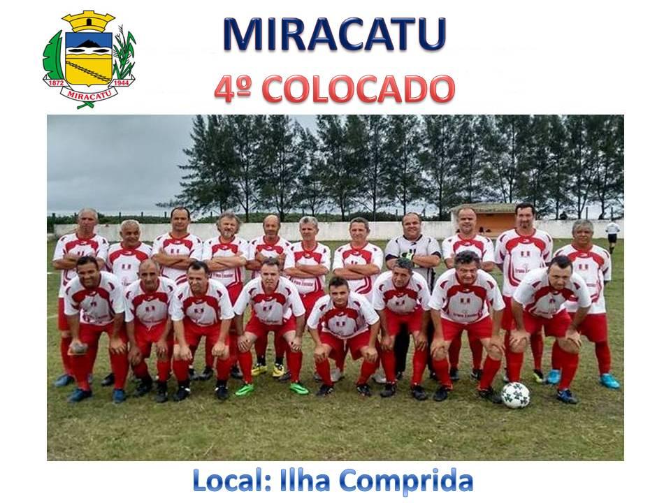MIRACATU - 4º COLOCADO