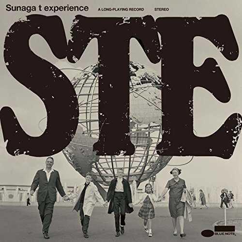 [Album] Sunaga t experience – STE (2015.05.20/MP3/RAR)