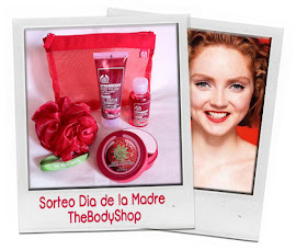 Sorteo Dia de la Madre The Body Shop