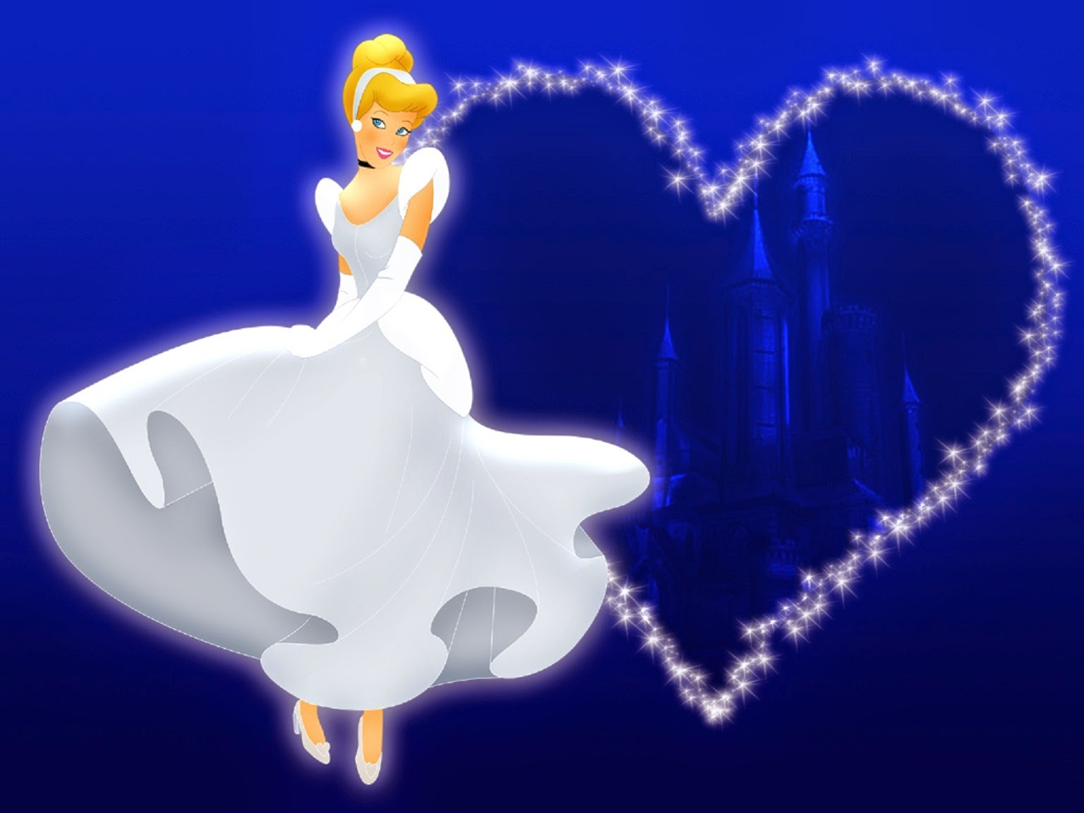 Cinderella Picture - HD Desktop Wallpapers