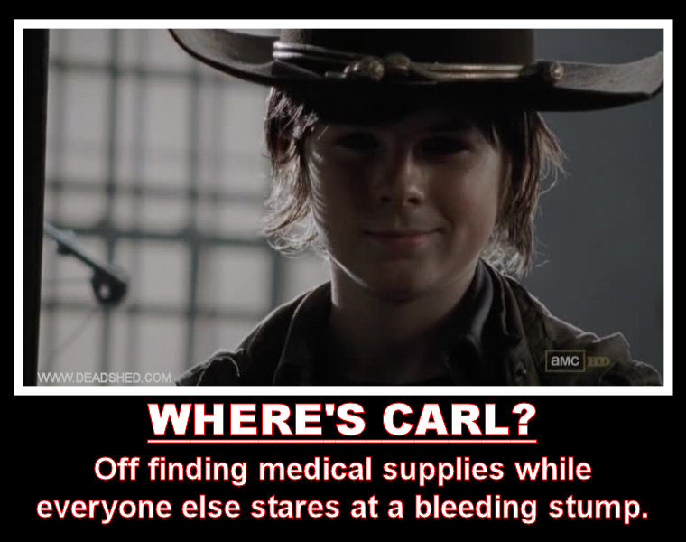Daryl And Carol Walking Dead Memes Walking Dead 3x02 Memes