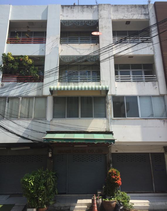 ตึกแถว 4 ชั้น รามคำแหง 140