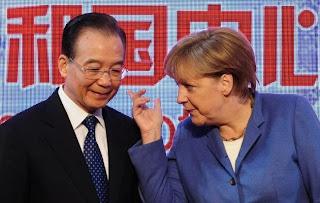 La Chinallemagne, ou comment les Allemands – l'air de rien – lâchent l'Europe
