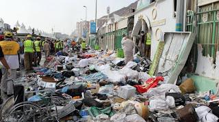 Terus Bertambah, 46 Jamaah Haji Asal Indonesia Meninggal Dunia Dalam Insiden Mina