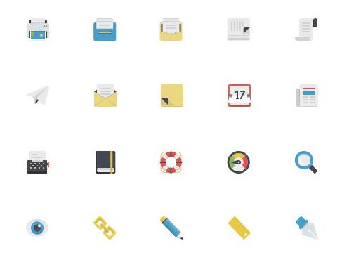 Flatlicious – Free Icons (AI)