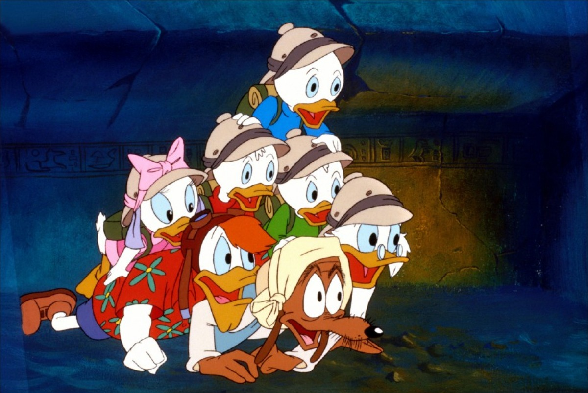 W Ducktales Duck Tales | HD Wallpa...