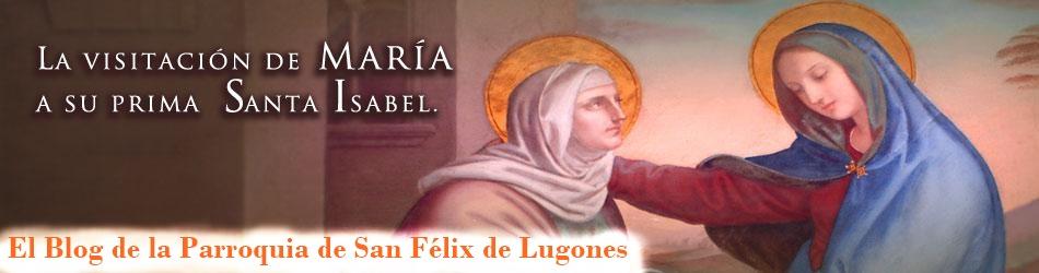 Parroquia de  San Felix de Lugones.