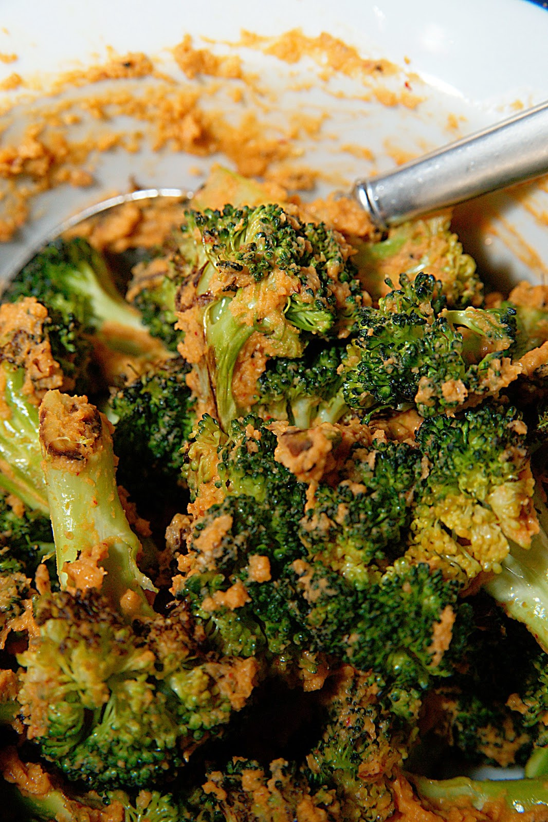 ... roasted broccoli roasting broccoli is so easy and it gives the