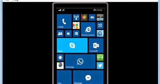windows phone firmware 8.10.15137.0 project my screen