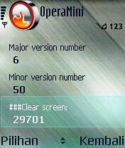 Version number SISboom