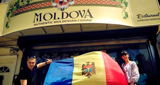 restaurant Moldova in New York