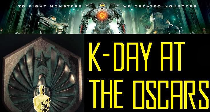 K-Day at the Oscars