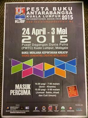 Pesta Buku Antarabangsa Kuala Lumpur 2015