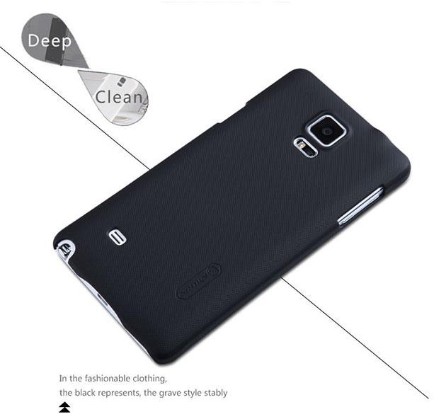 เคส Note 4 ของแท้ 132018 สี ดำ