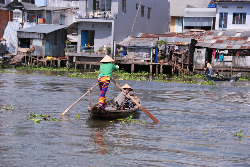 Cai Be (Tien Giang) Vietnam  city photo : Cai Be Floating Market, Tien Giang Congly Blogger Helloximo