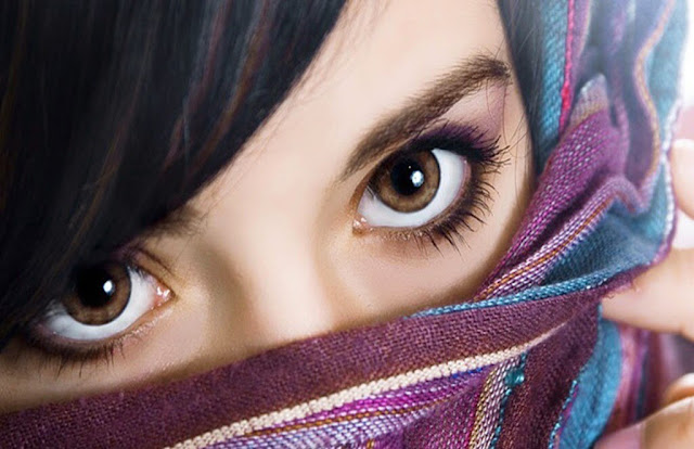 Best Beautiful Eyes Wallpaper