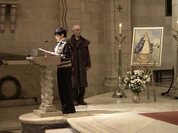 Día de la Inmaculada Concepción, Nuestra Sra. de los Milagros de Caacupe 2012.