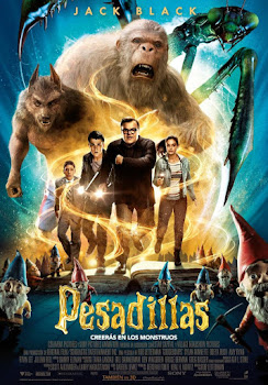 Ver Película Pesadillas (Goosebumps) Online Gratis (2015)