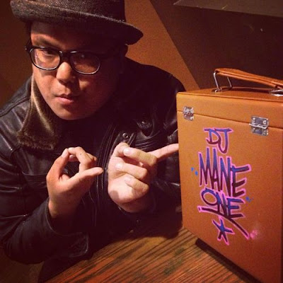 DJ Mane One - Practice Mix for the B-Boys and B-Girls (2015)