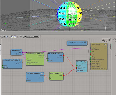 ICE/SoftImage Link Texture Map