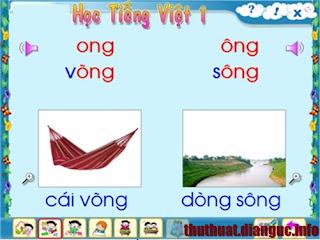 Download phần mềm học vần Tiếng Việt Full miễn phí
