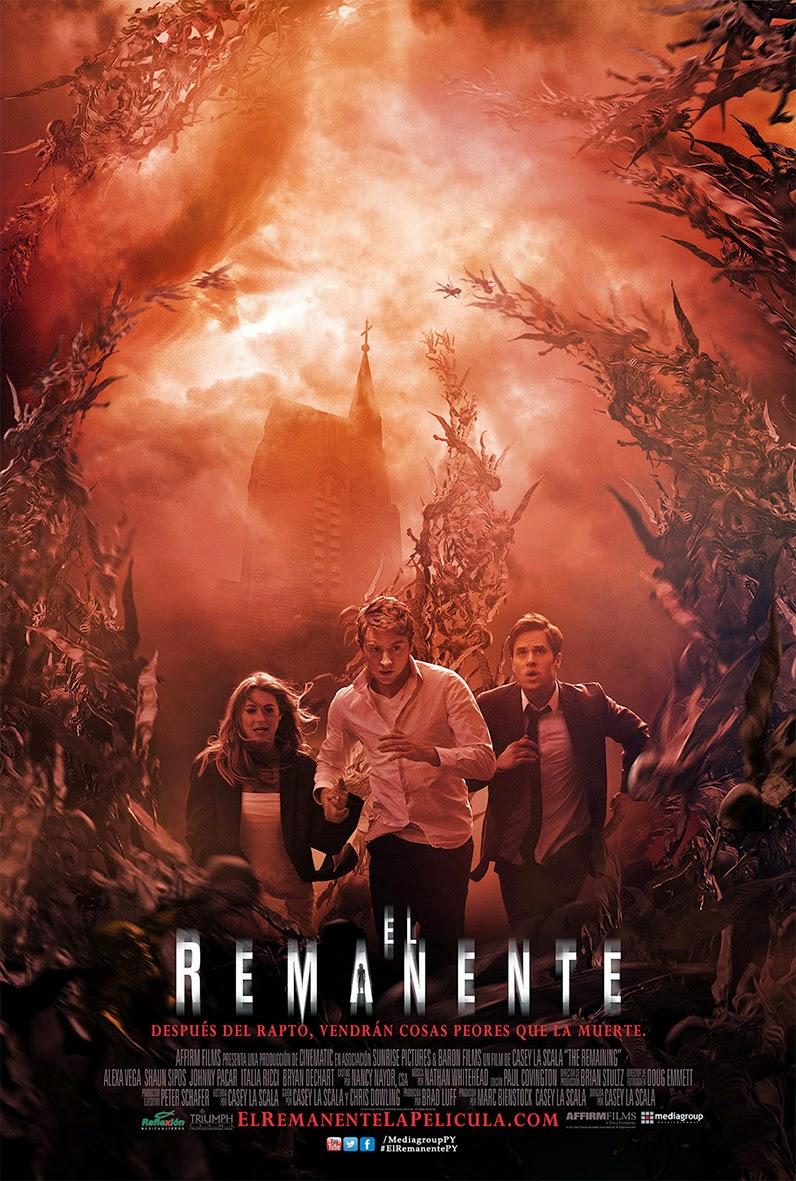 descargar El Remanente – DVDRIP LATINO