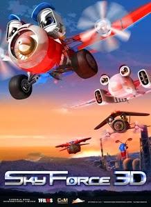 Sky Force Legendado