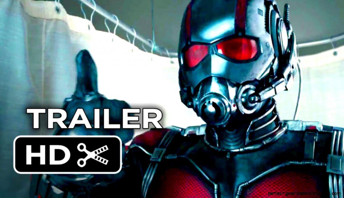 Ant Man Official Teaser Trailer 1 2015   Paul Rudd Marvel Movie