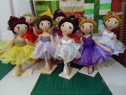 Sal bailarina de ballet