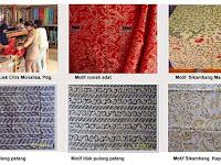Makalah Tentang Batik dari Tanah Liat / Liek (Dharmasraya - Minangkabau) Lengkap