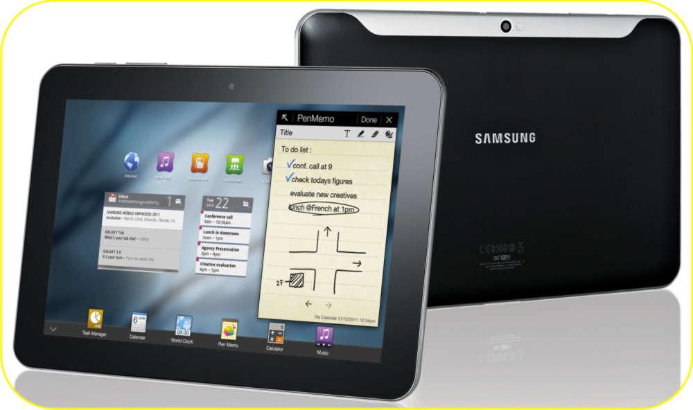 Samsung GalaxyTab 8. 9
