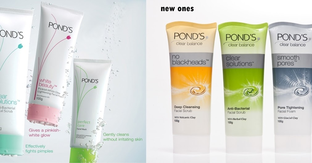 ... Pond's Clear Balance Oil Control Skin Mattifying Facial Foam- Review