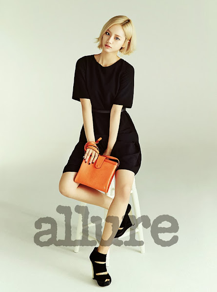Girls Day Hyeri Hazzys Allure