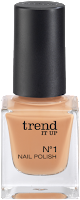 Preview: Die neue dm-Marke trend IT UP - N°1 Nail Polish 120 - www.annitschkasblog.de