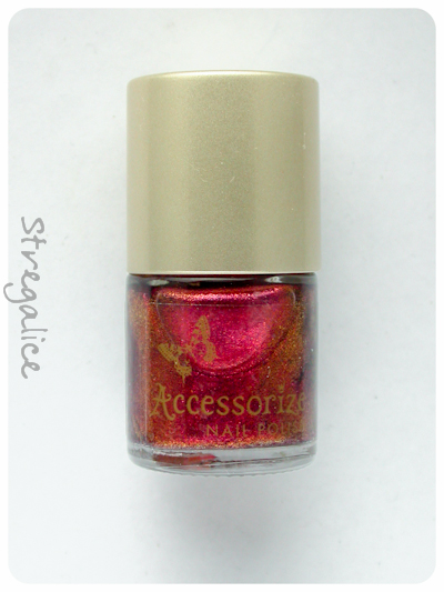 Accessorize Pink Spice