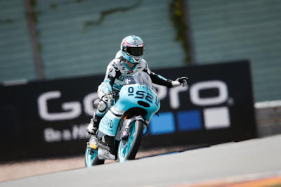 Hasil Lengkap Latihan Bebas 3 Moto3 Sachsenring, Jerman 2015