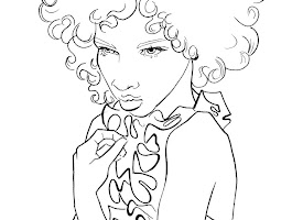 African Adult Coloring Pages