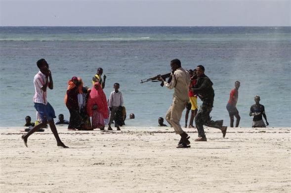 Piratas de Somalía