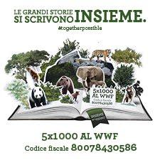 DONA IL TUO 5x1000 AL WWF