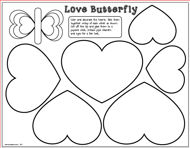 Valentines Day Candy Heart Activities and Crafts
