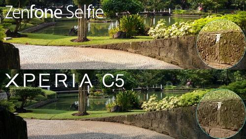 Pilih Asus Zenfone Selfie atau. Sony Xperia C5 Ultra?