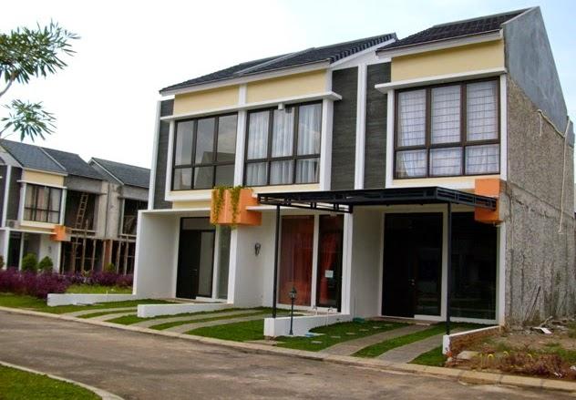 Rumah Minimalis 2 Lantai Type 70 120