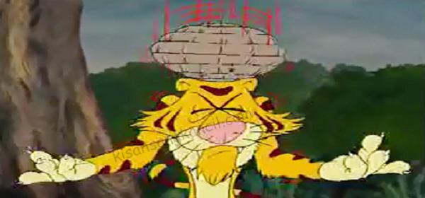 Kancil Dan Harimau Yang Sombong