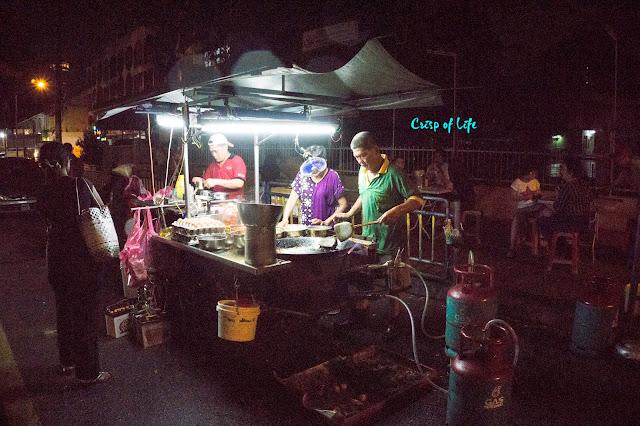 Char Koay Kak Jalan Burmah Union Primary Oyster