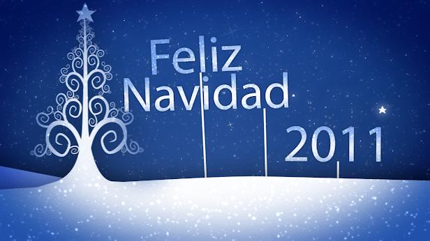 Feliz Navidad 2011 para todos los Clickadictos
