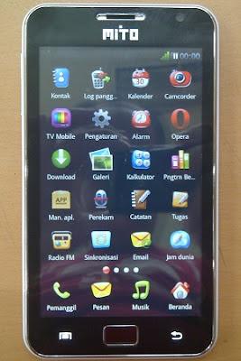 Mito 999 Mini Tablet, Harga Spesifikasi - Ponsel Mini Tablet Termurah