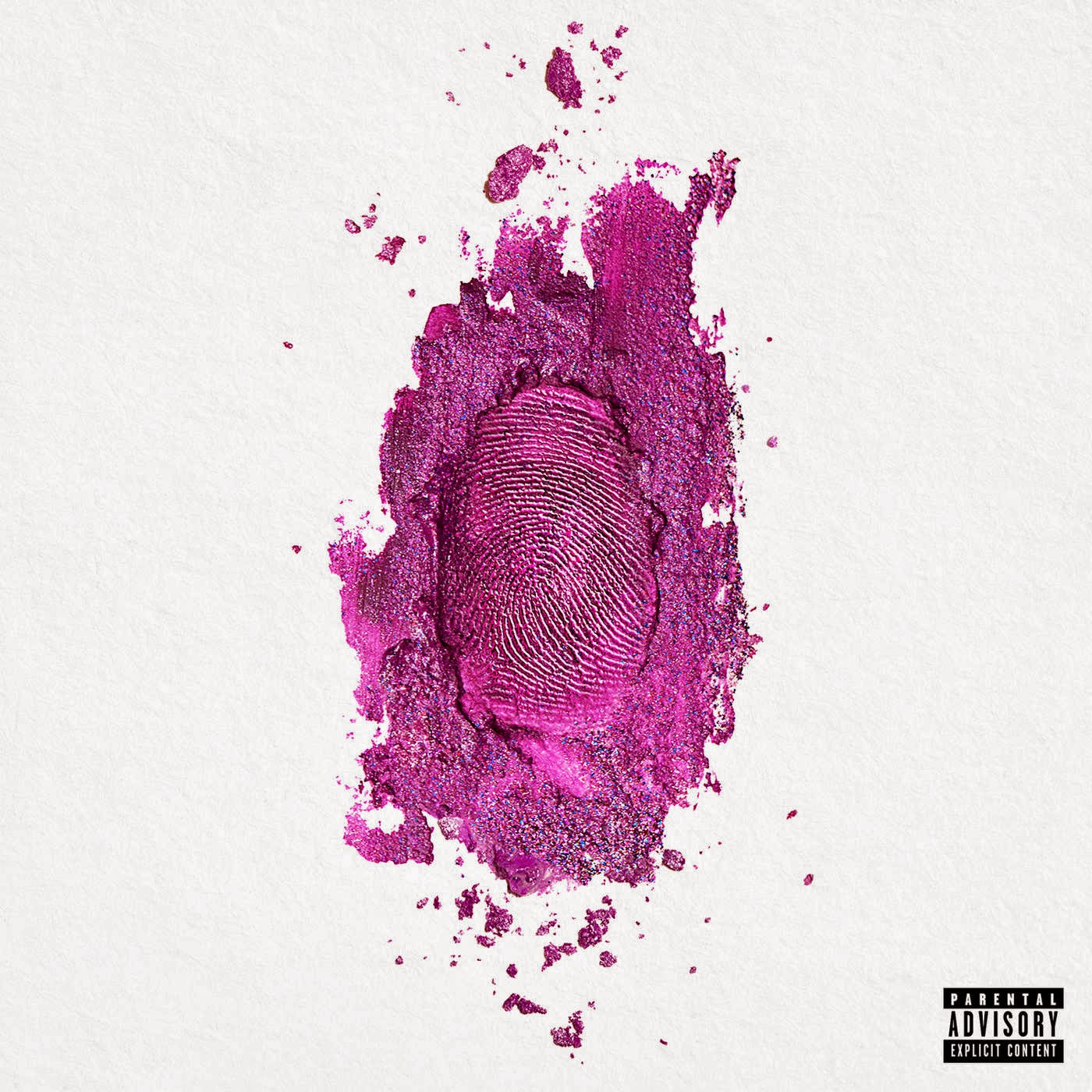 Nicki Minaj - The Pinkprint (Deluxe) Cover