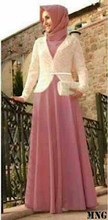 Restok - Kallie Maxi Dress Dusty Pink