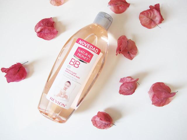 BB Oil Natural Honey